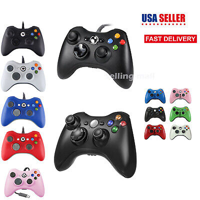 Games Controller USB Wired Wireless GamePad for Xbox360 PC Windows XP 7 8 10