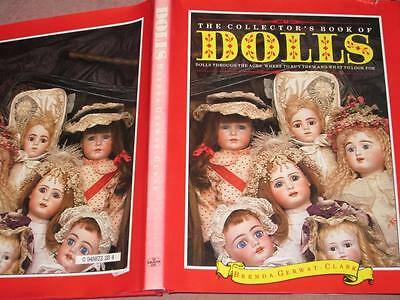 2 Dolls Books / Collection Of Dolls Plus Dolls Collector,S Guide