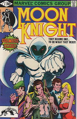 Moon Knight - 1980 High Grade - Free Shipping!