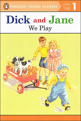 Read with Dick and Jane Level 1: We Play by Penguin Young Readers (2004, PB)