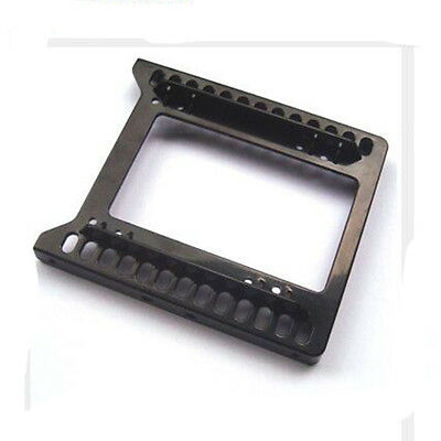 "plastic2.5"" to 3.5"" SSD New Mounting Bracket Holder HDD AdapterDouble Hard Drive"
