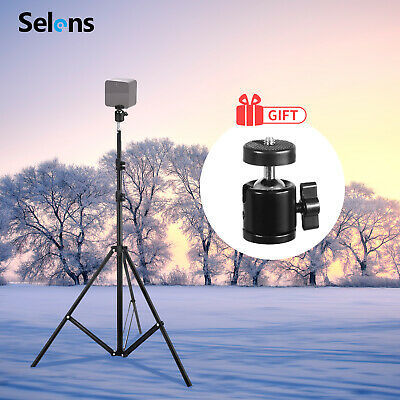 Selens 80 inch Aluminium alloy stand with ball head for VIVE VR