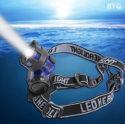 Headlamp flashlight NEW Lamp CREE Headlight XM-L XML T6 Light LED Torch Head