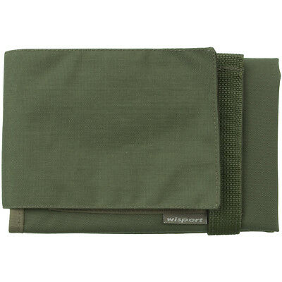 Wisport Linx Military Hunting Hiking Map Case Cover Pocket Cordura Olive Green