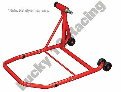 Single sided rear paddock stand for KTM 1290, Triumph speed triple, tiger 1050