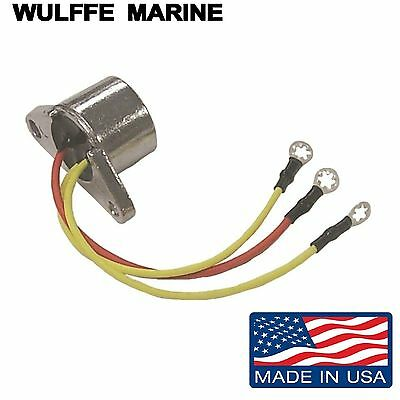 3 Wire Rectifier for Johnson Evinrude 50-235 Hp Rplcs 18-5708  582399, 583408