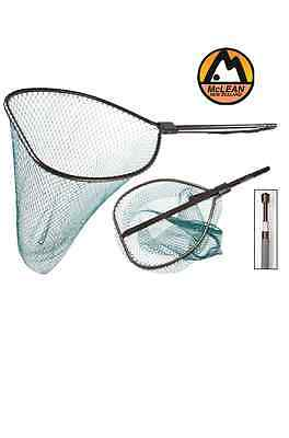 McLean Salmon/ Sea Trout Weigh Net - (MLSTW) - Salmon Net With Weighing Scales