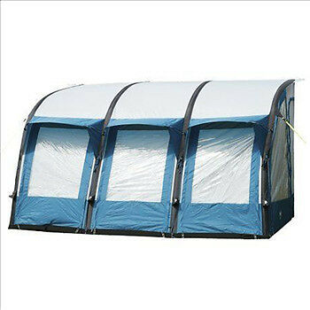 Royal Wessex Air Awning 390 Caravan Porch Awning- Blue
