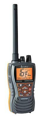 Cobra MR HH350 FLT 6 Watt Floating VHF Radio, Grey