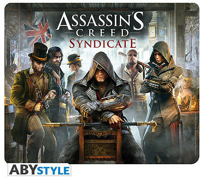 Assassin's Creed Syndicate Jacket Mousepad IT IMPORT ABYSTYLE