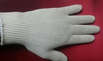 General Purpose Gloves -Poly/Cotton Gloves fit small to medium + 1 pair FREE