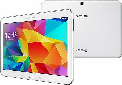 Samsung Galaxy Tab 4 SM-T530 10.1in, Wi-Fi, 16GB Android OS - White