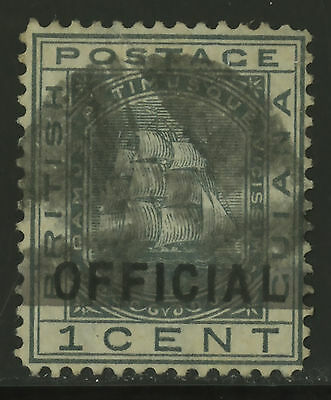 British Guiana  1878  Scott #  90  USED