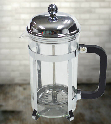 Coffee Plunger 800ml Large Cafe French Press Espresso Tea Maker Cafetiere NEW