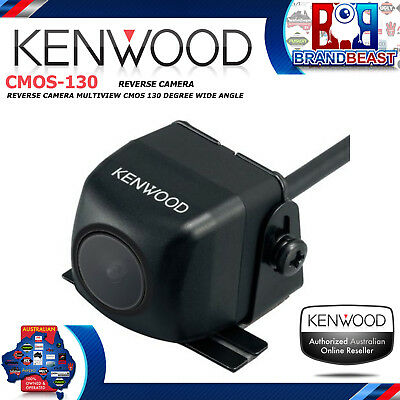 Kenwood Jvc Cmos-130 Universal Rearview Camera For Any Car Stereo Dvd Screen New