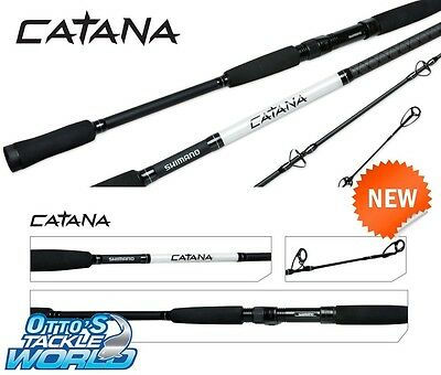Shimano Catana 2016 Spin Rods BRAND NEW at Otto's Tackle World