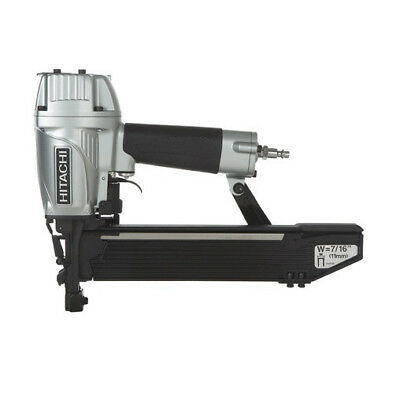 "Hitachi 16-Gauge 7/16"" Crown 2"" Construction Stapler N5008AC2 New"