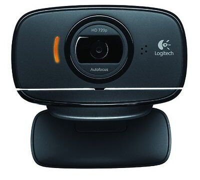 Logitech HD Webcam C525 laptop computer web cam
