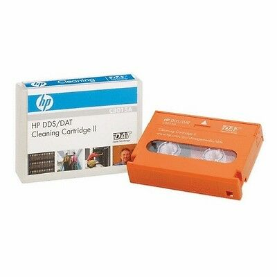 Hp DDS-6 Cleaning Cartridge. 5 Pack. Dat160. C8015a. Genuine Hp Brand. New