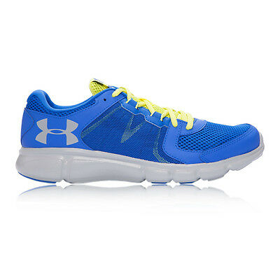 Under Armour Thrill 2 Mens Blue Cushioned Running Sports Shoes Trainers