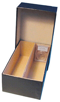 Certified Coin Slabs Box Heavy Duty PCGS NGC IGC Double Row Storage Free US Post