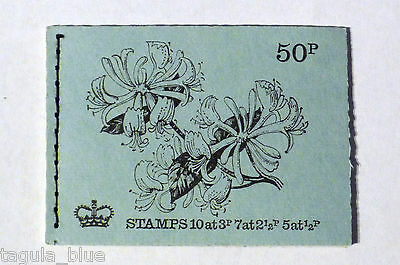 DT3 August 1971 50p Stitched Booklet