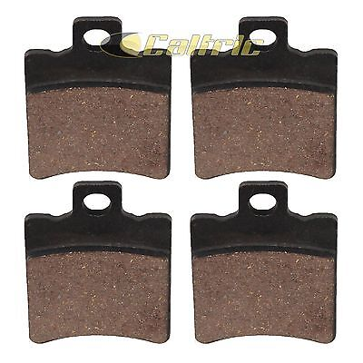 FRONT & REAR BRAKE PADS FIT APRILIA Leonardo 125 150 1996