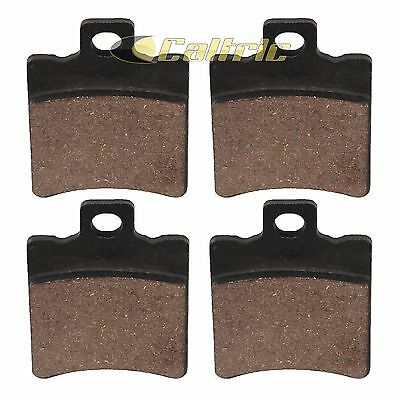 FRONT & REAR BRAKE PADS FIT APRILIA Scarabeo 50 2T REAR Disc Model 1998-1999