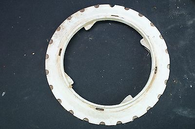 Ford Planter Plastic Seed Plate with Metal Filler Ring