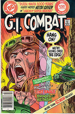 G.I. COMBAT #267 (Jul 1984) * Haunted Tank * CANADIAN PRICE ONLY VARIANT*
