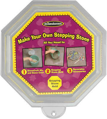 """Stepping Stone Mold Octagon 8"""" 90723134"""