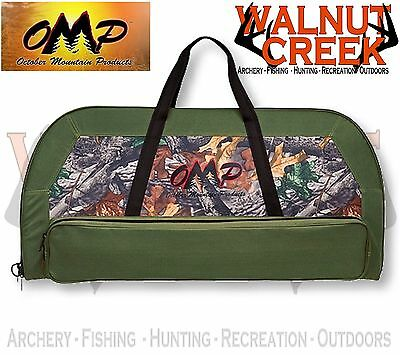 "OMP 36"" with Pocket Olive and Camo Soft Compound Bow Case 60890"