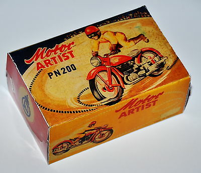 Reprobox für den Niedermeier Motor Artist PN 200 - superseltene Box !!