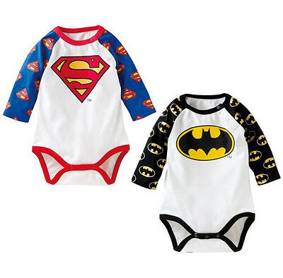 One Pieces Newborn Infant Toddler Baby Boy Girl Romper Bodysuit Clothes Outfits
