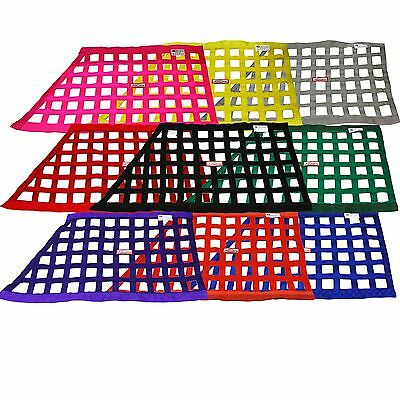 Racerdirect.net Sfi 27.1 Racing Window Net 23X18X32X20 Any Color