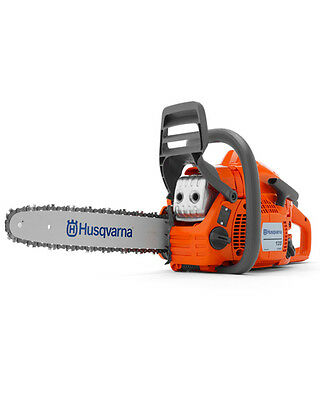 """Husqvarna 135 Chainsaw With 14"""" Bar And Chain Better Than 236 +Foc 2 Stroke Oil"""