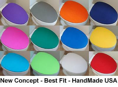 Cover Lid toilet seat for Standard & Elongated - Yamanics Hand Made by us in USA