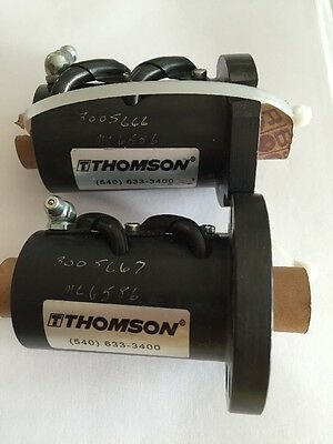 Qty-2 THOMSON  Linear Motion 3005667 MC6586 New FREE SHIPPING T566 GG4