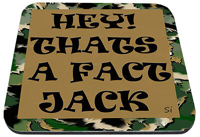 Uncle Si Hey That's a Fact Jack Mouse Pad