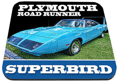 1970 Plymouth Roadrunner Super Bee Mouse Pad