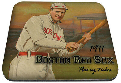 1911 Boston Red Sox Harry Niles Mouse Pad