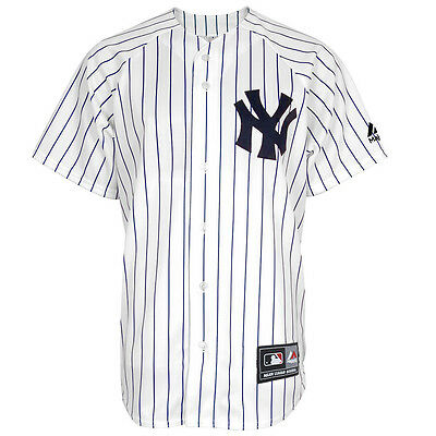 MLB Baseball Trikot Jersey NEW YORK NY YANKEES Home weiss Majestic M67