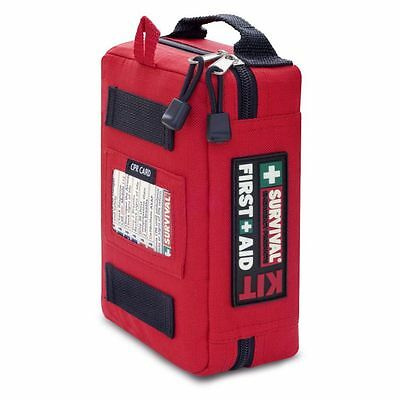 NEW 2016 Survival Handy First Aid Kit - Portable, Home, Garage, Camping, 4WD