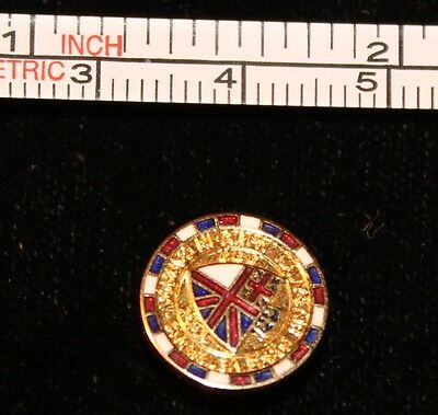 Army Navy and Air Force Veterans in Canada pin pinback