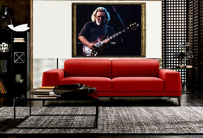 Jerry Garcia - Grateful Dead - PRO-Printed - Huge 20x30 Wall Art Photo - Limited