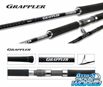 Shimano Grappler 605 JDM Spin Rod BRAND NEW at Otto's Tackle World