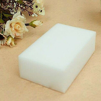 Cleaning Magic Sponge Eraser Melamine Cleaner Multi-functional Foam White )