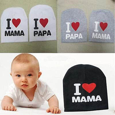Cute Toddler Kids Boy Girl Infant Cotton Soft Warm Hat Cap Beanie For 1-4 Year