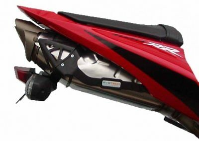 Honda CBR600RR 2007 - 2012 Evotech Performance Tail Tidy, Red Rear Light