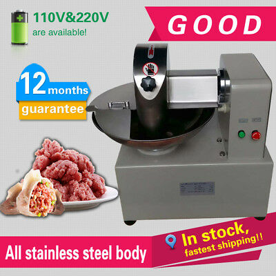 Commerical Vegetable Cutter Machine for cutting Meat/Vegetable/Chili sauce